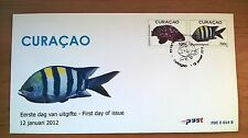 Curacao 2012 FDC E 014B