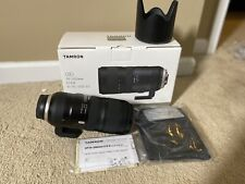 Used Tamron SP 70-200mm f/2.8 Di VC USD G2 for Nikon - Excellent - Free Tap-in