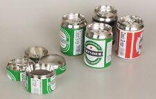 Tabak Grinder, Tabakmühle, Gewürzmühle, Kräutermühle, Bierdose