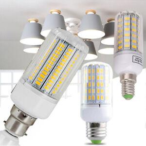 25W-150W LED Corn Light Bulbs B22 E14 E27 5730 SMD Energy Saving White Lamp 220V