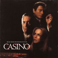 Casino of Martin Scorsese (Music From The Motion Picture) 2XCD Us Issue