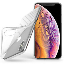 Ultra Thin Clear Case For The Apple iPhone XS X MAX XR 2018 Silicone Phone Cover