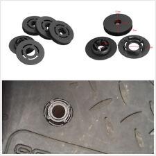 40X Car Carpet Floor Mat Fixing Clips Attachment Grips Clamps