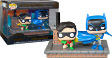 Funko Pop ! Batman 80th - Movie Moments Batman & Robin