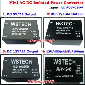 AC-DC 110V 220V 230V to DC 5V 9V 12V  ConverterSwitching Power Supply Module