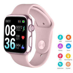 Girls Touch Screen Smart Watch Heart Rate Monitor Fitness Tracker for Samsung LG