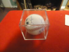 Minnesota Twins Partial Team Autographed Baseball Mays, Kielty OMLB 1 Unknown
