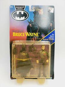 Vintage 1991 Kenner Batman Returns Bruce Wayne Action Figure
