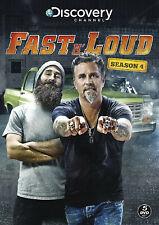Fast N' Loud: Season 4 [DVD] BRAND NEW SEALED