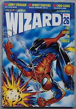 October 1993 Wizard The Guide To Comics Volume 1 #26 Spider-man & Hobgoblin