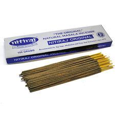 Nitiraj Original Incense 'Natural Masala' 100 Grams
