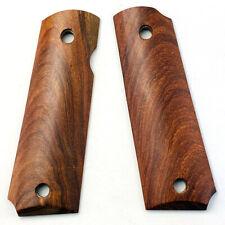 1 Paar rote Palisandergriffe Griffe Patch DIY Platten Rohlinge für P4 ZY 1911