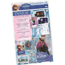 Official Disney Frozen Cartes Echange Debutant Classeur Incl Ltd Edition
