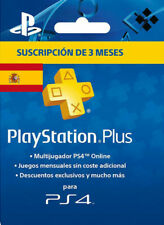 Sony PlayStation Plus Tarjeta de Prepago de 90 Días