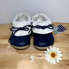 NWT Crocs Blitzen Convertible K Clog/Boots Size 2