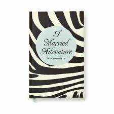 Kate Spade I Married Adventure Notebook Diary Notepad 200 Lined Pages