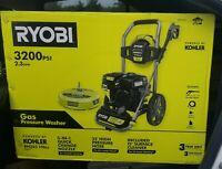 Ryobi RY803265 3200PSI 2.3GPM Cold Water 196cc Kohler Gas Pressure Washer New