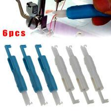100 Pcs Stitch Insertion Accessori Infila-ago per macchine da cucire a mano C Zw