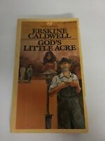Vintage - God's Little Acre Erskine Caldwell Paperback Signet Classic 1961