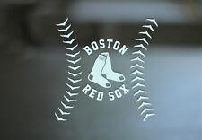 """Boston Red Sox Special Concept Design 5"""" Premium Die- Cut Vinyl Decal"""