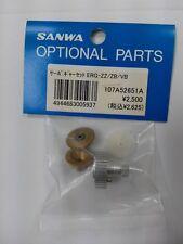 SANWA Servo gear set ERG-ZZ,ZB,VB, #107A52651A