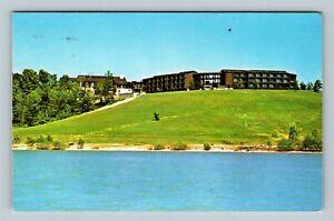 Lucas KY, Barren River Lake State Resort Park, Kentucky Chrome Postcard