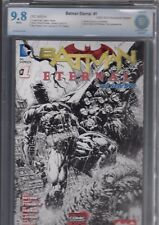 Batman Eternal #1 2014 C2E2 Sketch Variant CBCS 9.8