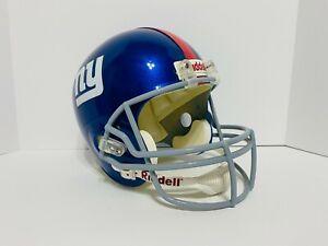 Vintage New York Giants Replica Helmet Riddell Full Size Large 1990s