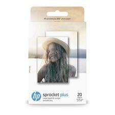 HP Sprocket Plus Zink PhotoPapier - 20 Stück (5.8 x 8.7cm)