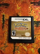 Pokemon Heart Gold Nintendo DS Authentic Cleaned Tested