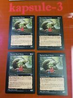 4x Barbed-Back Wurm | Mirage | MTG Magic The Gathering Cards