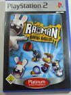 Playstation PS2 JUEGO RAYMAN RAVING RABBIDS, USADO PERO OK