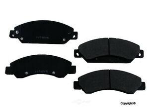 Disc Brake Pad Set-Meyle Heavy Duty Front WD Express 520 10920 505