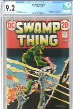 SWAMP THING # 3  CGC 9.2
