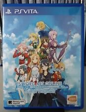 PS Vita - Sword Art Online: Hollow Fragment (R3/Asia/English/Used)