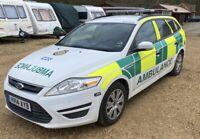 2014 (14) Ford Mondeo Estate - Ambulance Rapid Response Vehicle CHOICE OF 6!