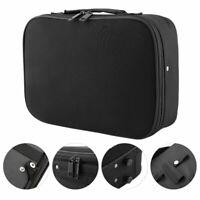 Portable Barber Tools Bag Salon Styling Clipper Comb Scissors Storage Case HL