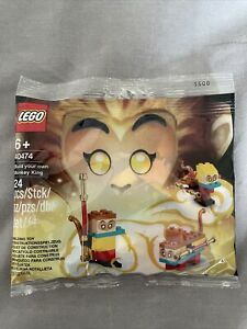 LEGO MONKIE KID 40474 BUILD YOUR OWN MONKEY KING POLYBAG - NEW AND SEALED