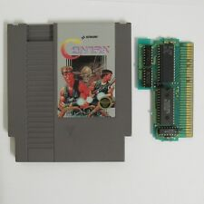 Contra Nintendo NES 1986 First Print Black Seal Untested