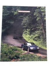 1995 Oldsmobile Cutlass Ciera 16-page Original Car Sales Brochure Catalog