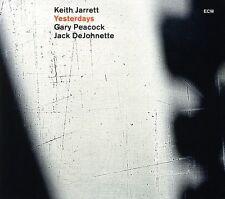 Keith Jarrett, Gary Peacock - Yesterdays [New CD] O-Card Packaging