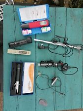 Job Lot Marine Fish Tank Refractometer , pH Meter , Tds Meter Heaters