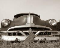 "Classic Car Wall Art - Vintage Pontiac Car Photo 8"" x 10"" Photograph Picture"