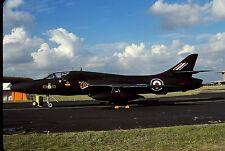 Original colour slide Hunter T.7 XL616/D of 237 OCU Royal Air Force