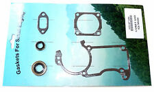 OIL SEAL AND GASKET SET FITS STIHL 024 026 MS240 MS260 CHAINSAWS. 1121 007 1050