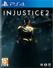 Injustice 2 HK English subtitle PS4 NEW
