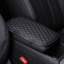 Car Accessories Armrest Cushion Cover Center Console Box Pad Protector Universal (Fits: Peugeot)