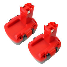 2X 14.4V 3000mAh Akku für Bosch GSR PSR 2 607 335 276 BAT038 Werkzeug Batterie