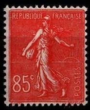 1 SEMEUSE LIGNÉE 85c rouge, Neuf ** = Cote 27 € / Lot Timbre France 204