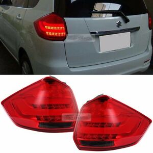 LED Surface Emitting Tail Light Rear Lamp Assembly for SUZUKI 2012 - 2015 Ertiga